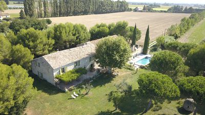 Photo for A house in Provence quiet to share with family or friends.