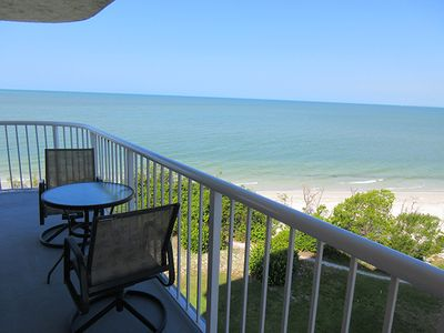 Photo for 2B/2B Beach Front Bermuda Dunes Condo w/ Amazing Views From Every Room! Gorgeous Heated Pool, Elevator