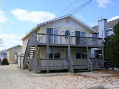 Photo for SURF CITY, NJ LBI.  STEPS FROM PRISTINE BEACH. FAMILY FRIENDLY, MANY AMENITIES