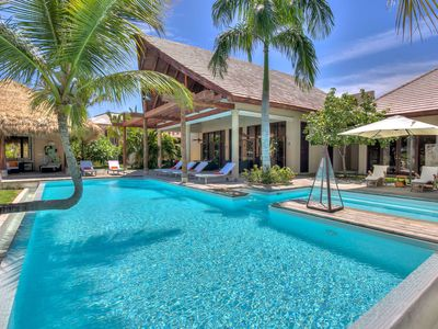 Photo for 4BR Villa Vacation Rental in Punta Cana, La Altagracia