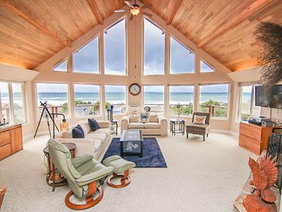 Photo for Panoramic Roads End Ocean Views, Deluxe Bedrooms & Pet Friendly