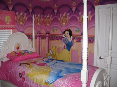 Princess Bedroom for your little Princess!