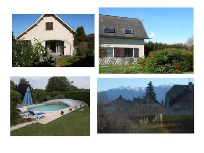 Photo for Bearnais small paradise, comfort, quiet, pool, very varied activities