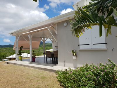 Photo for For your holidays discover this charming villa located in the south of the island.