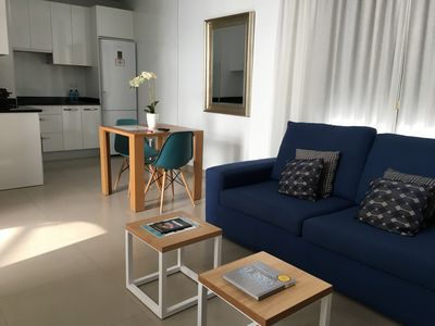 "Photo for Apartment ""Suite Del Pintor"", 1 bedroom, Max 2 people, center of Málaga"