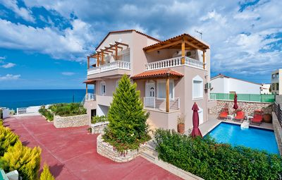 Photo for Villa Apollon Crete II with Incredible sea,city View