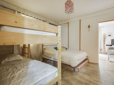 Photo for Apartment Bleu Bassin in Arcachon - 4 persons, 1 bedrooms