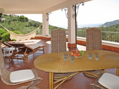 Photo for 4 bedroom Apartment, sleeps 8 in Pairola with WiFi