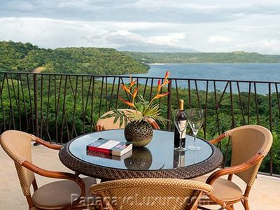 Photo for Terraza Bonita has lovely unobstructed views to the sea