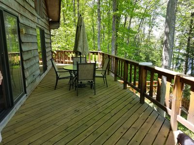 Photo for Boot Lake Cabin Retreat - 20 Minutes from Pictured Rocks