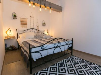 Photo for Apartments Del Molo A2, 2 people, free WiFi, best location, FREE parking