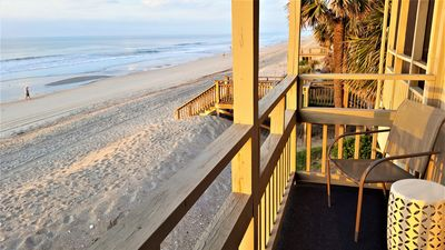 Photo for DESIGNERS SUMMER HOME-Oceanfront Renovated Chic' & Clean- 70 / 5 star reviews.