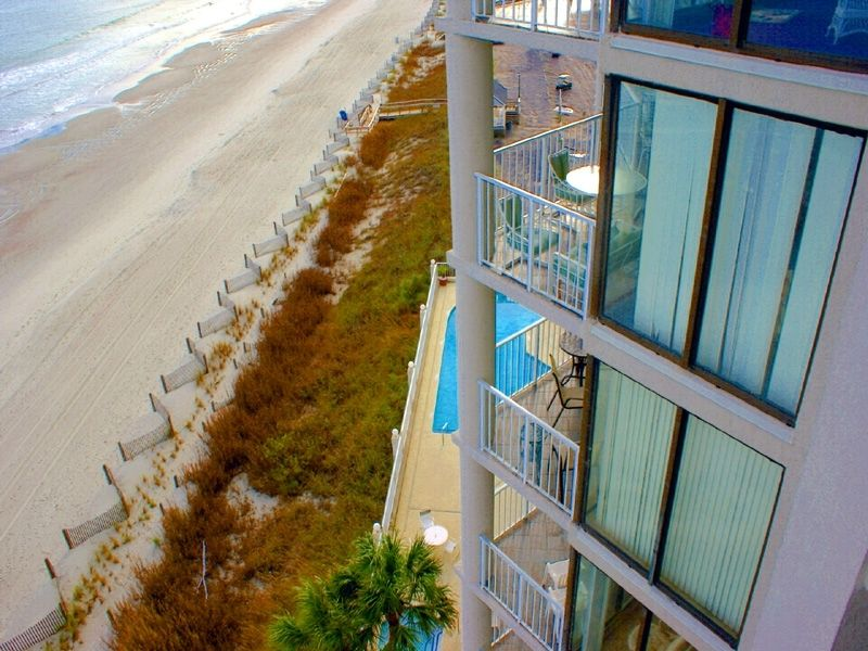 Myrtle Beach Area Garden City Beach Condo!