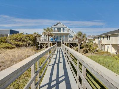 Photo for Living on the Edge | Spacious, Updated Home | Spectacular Oceanfront Views | Large Private Deck