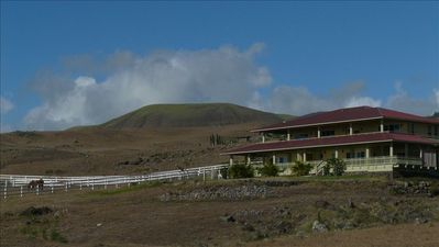 Photo for Private 2 BR Apt. * Oceanview * 8-Person Hot Tub * Gated Ranch