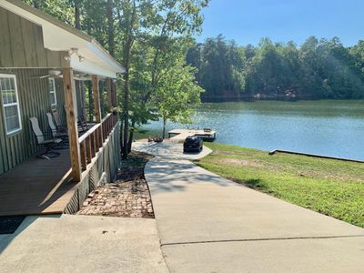 Gorgeous Secluded Cabin on Private Lake Robin...Dog Friendly