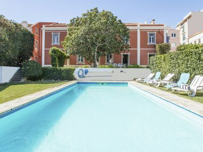 Photo for Beautiful Manor House located in Sesimbra centre, only 200 meters away