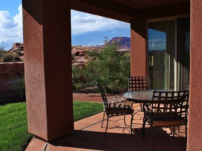 Photo for Beautiful Private Utah Hill Views Entrada Immaculate Gated Small Quiet Community