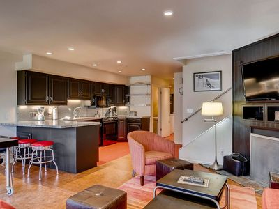 Photo for Outstanding Location-Walk To PCMR Ski Lifts/Walk or Shuttle to Downtown-17 Beds
