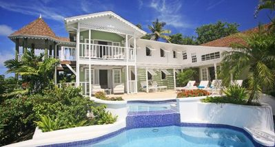 Photo for Saline Reef - Ideal for Couples and Families, Beautiful Pool and Beach
