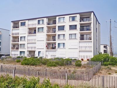Photo for Even Keel 404-Oceanfront 75th St, Elev, W/D, AC
