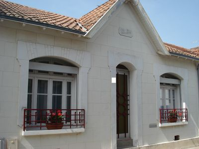 Photo for Charming holiday home 4/5 p. ideally situated less than 100 meters from the beach
