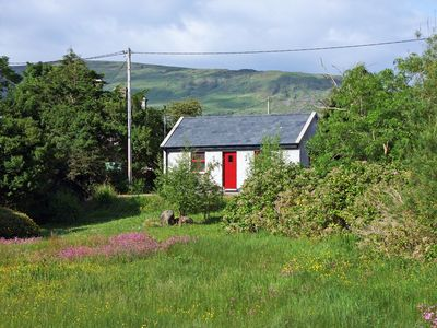 Photo for Small detached cottage, close to the centre of the popular little village of Caherdaniel in a…