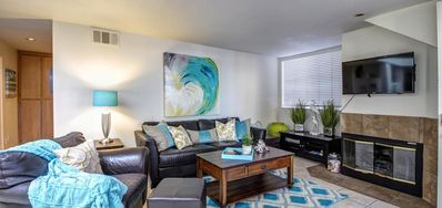 Photo for Relax by the bay at this 3 bedroom condo!