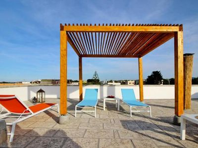 Photo for Apartments, Torre Canne  in Apulien - 6 persons, 3 bedrooms