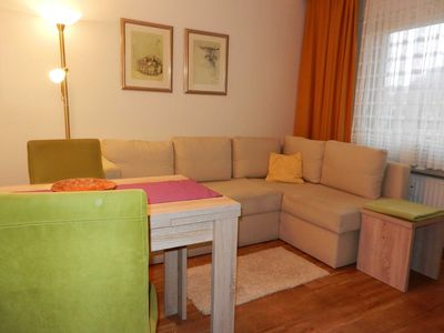 Photo for 6 App., Ground floor, 2 bed rooms, house Nordland Westerland - Haus Nordland close to the center in Westerland