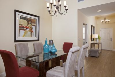 Dining room to meet every family's needs.