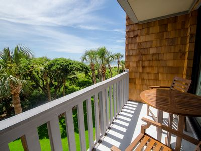 Photo for Just a few steps to the beach! 2 BR/2 BA Partial Ocean View in West Beach