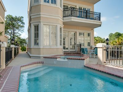 Photo for Oceanview Home w/Private Pool, Elevator & Extremely Easy Beach Access!