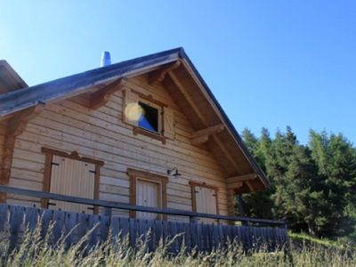 Photo for Your holidays in an authentic wooden chalet