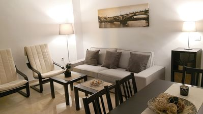 Photo for MURO DE LOS NAVARROS 26-APARTMENTS (OFFER MONTH OF NOVEMBER AND DECEMBER)