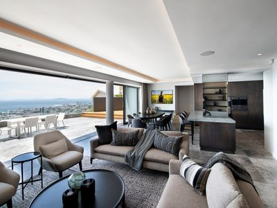 Photo for Luxury home with b'fast, transer, wine and more