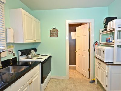 Photo for Cozy, dog-friendly cottage w/ patio - walk to shops, restaurants, and more!