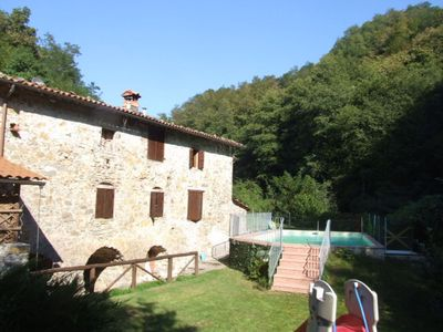Photo for NEW!!! Converted Mill, Riverside, Pure peace! Walk to village. WIFI