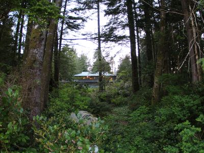 Photo for Waterfront Accommodation On Tofino Inlet