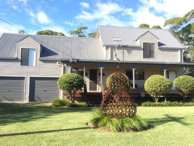 Photo for 3BR House Vacation Rental in Lake Tabourie, NSW