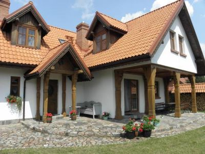 Photo for Holiday house Stawiguda for 8 - 10 persons with 5 bedrooms - Holiday house