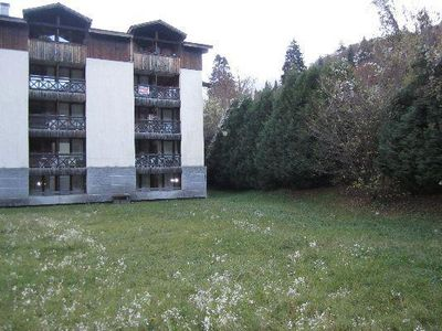 Photo for Wifi, 1st floor, balcony, parking, tv, 28m², Brides Les Bains