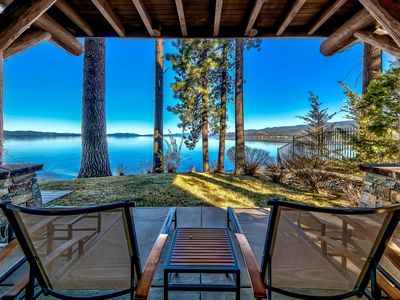 Photo for 15 Sierra Shores Luxury Lakefront 3BR/3BA Beautiful Resort W/ High-End Amenities