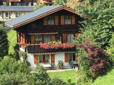 Photo for Holiday apartment Wengen for 2 - 3 persons with 1 bedroom - Holiday apartment