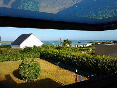 Photo for Nice house 100 m from the beautiful beach of Sainte-Marguerite and GR34
