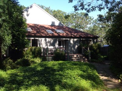 Photo for Secluded, Spacious, 5 Minutes From The Villages Of East Hampton & Sag Harbor