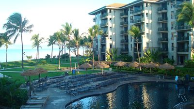 Photo for OCEAN FRONT  2 Bedroom BOOKED FOR 2018 - Westin Ka'Anapali North