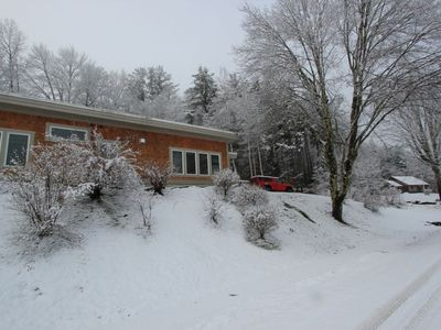 Photo for Quiet Modern Luxury Home w/ Memory Foam Beds, FAST WiFi and Full Kitchen