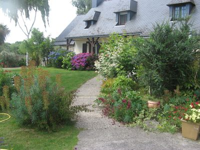 Photo for 7BR House Vacation Rental in Plescop, Bretagne