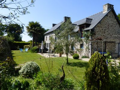 Photo for Bed and Breakfast Océane near St Malo, Dinan, Mont St Michel